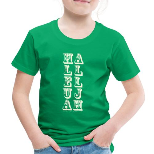 Hallelujah Wild West - Kids' Premium T-Shirt