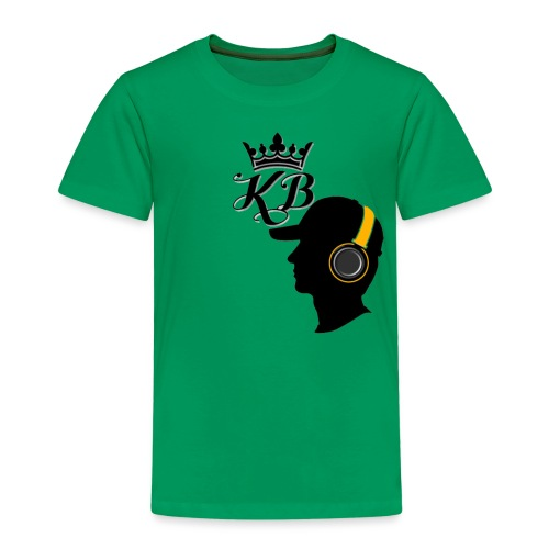 headphones - Kids' Premium T-Shirt