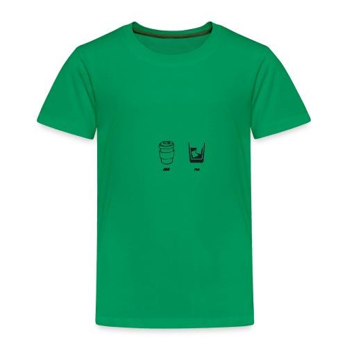 Cafe - Camiseta premium niño