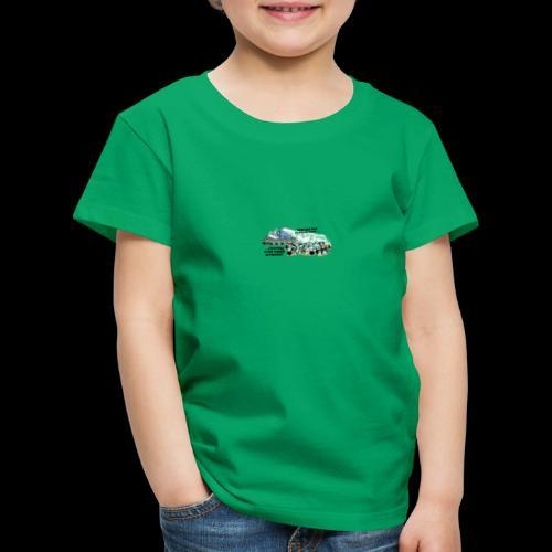 tux demo - Kinder Premium T-Shirt