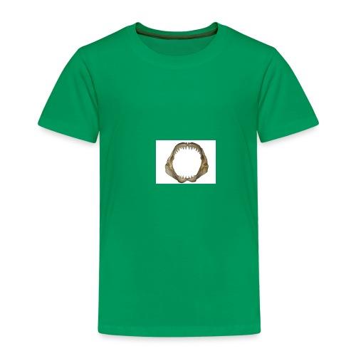 Hai Zähne - Kinder Premium T-Shirt