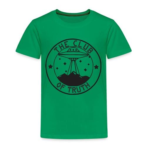 the club of truth - Camiseta premium niño