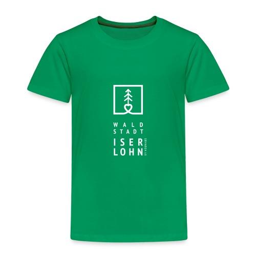 Waldstadt Basic Logo - Kinder Premium T-Shirt