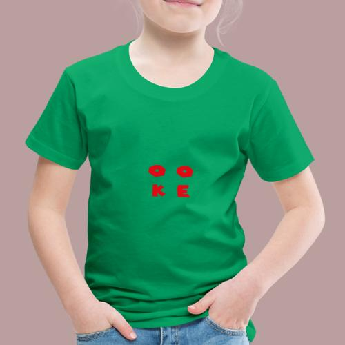 Ooke - Kinder Premium T-Shirt
