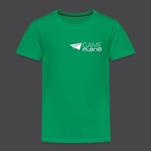 Gameplane Logo - Kinder Premium T-Shirt