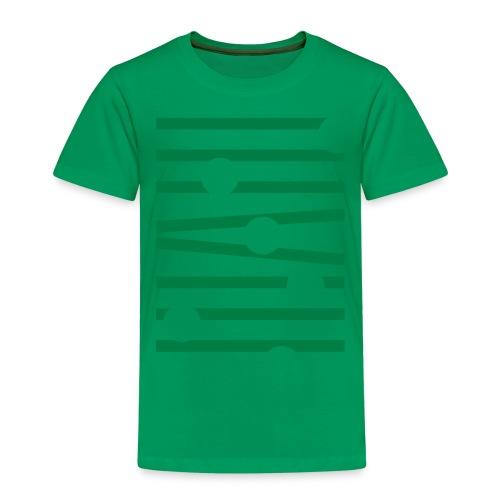 RullandeBollar 2 - Premium-T-shirt barn