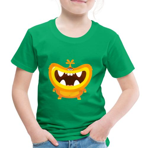 The Hungry Beast - Kids' Premium T-Shirt