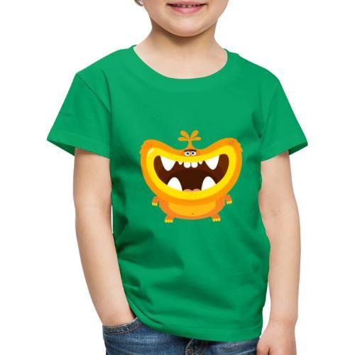 The Hungry Beast - Kids' Premium T-Shirt