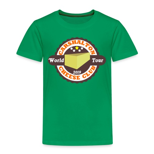 Cheese Club 2019 - Kids' Premium T-Shirt