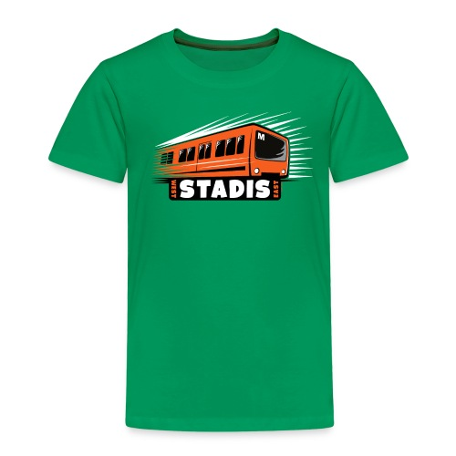 STADISsa METRO T-Shirts, Hoodies, Clothes, Gifts - Lasten premium t-paita