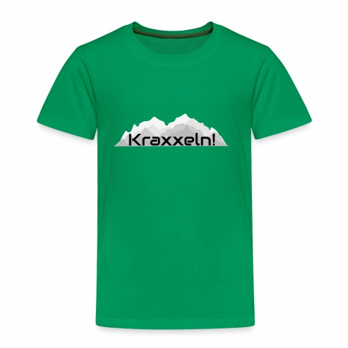 Kraxxeln - Kinder Premium T-Shirt