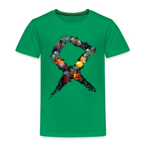 BDcraft Rune - Kids' Premium T-Shirt