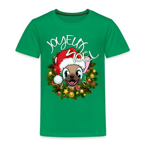 FRENCHIE NOEL - T-shirt Premium Enfant