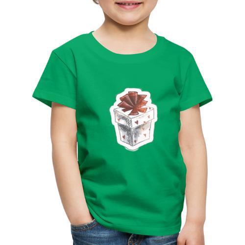 Christmas present - Kids' Premium T-Shirt