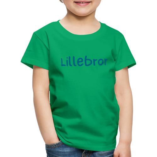 Lillebror - Premium T-skjorte for barn
