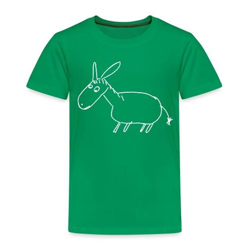 7000 ESEL S outline - Kinder Premium T-Shirt