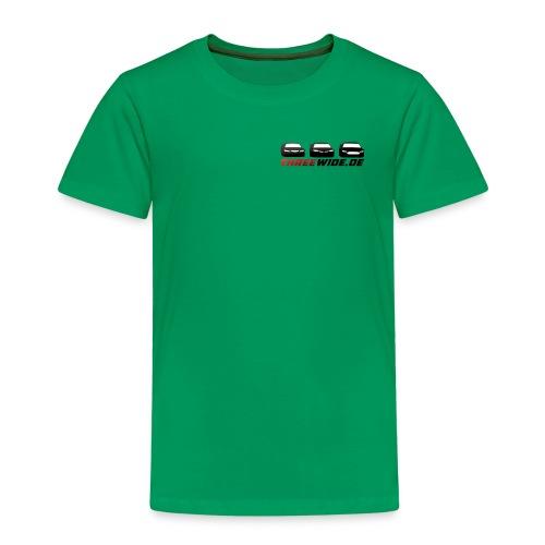 Threewide - Kinder Premium T-Shirt
