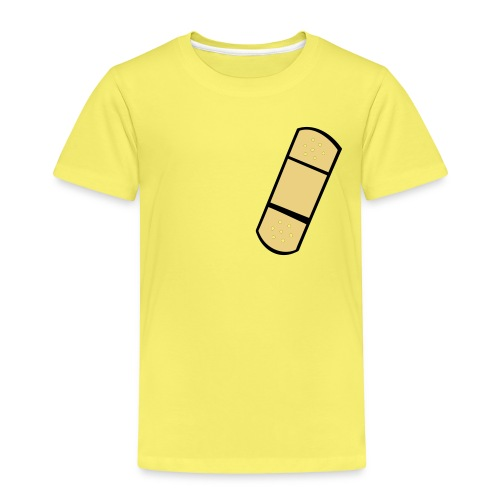 ibisdesigns bandaid2 vec - Kids' Premium T-Shirt