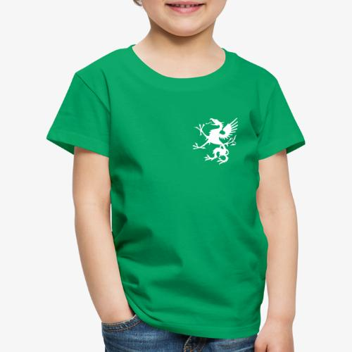 griffon blanc - T-shirt Premium Enfant