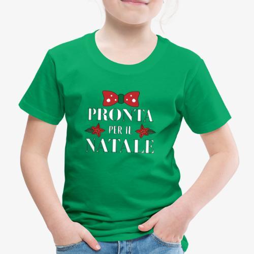Il regalo di Natale perfetto - Maglietta Premium per bambini