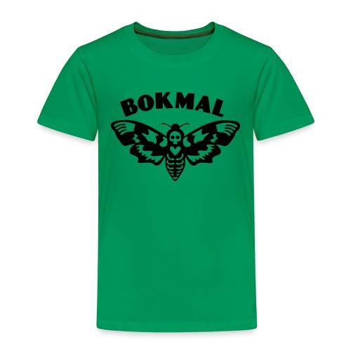 BOKMAL - Premium-T-shirt barn