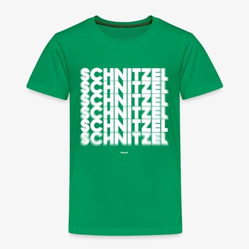 SCHNITZEL #02 - Kinder Premium T-Shirt