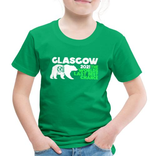 Last Best Chance - Glasgow 2021 - Kids' Premium T-Shirt