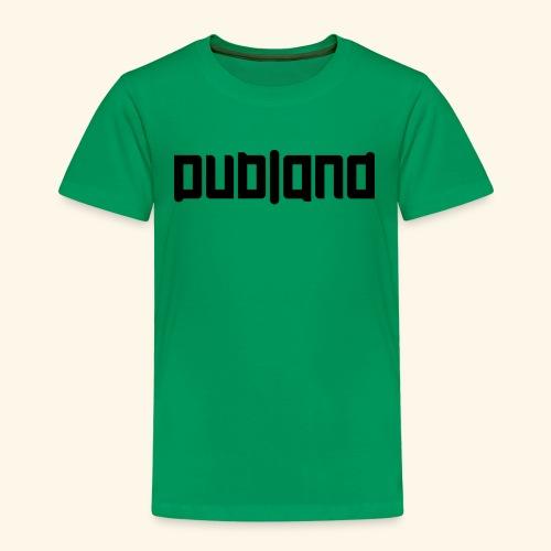 DublandLogoSRTct - Premium-T-shirt barn