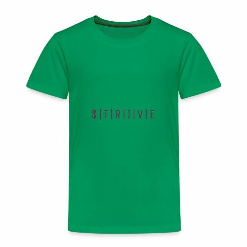"""Dollar"" Classic Logo Design - Kids' Premium T-Shirt"