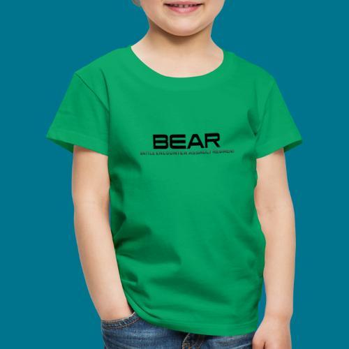 BEAR Battle Encounter Assault Regiment - T-shirt Premium Enfant