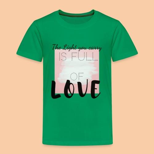 Carry The Light - Camiseta premium niño