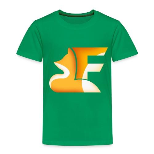 FoxChannel LOGO - Maglietta Premium per bambini