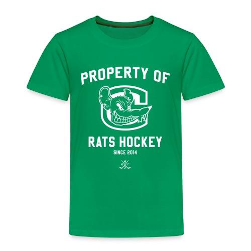 Canalian Rats - Kinder Premium T-Shirt