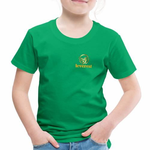 Leverest-Mode - Kinder Premium T-Shirt