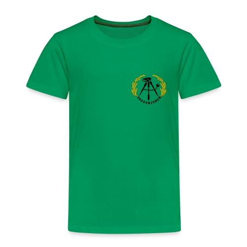Pixelgraphik Logo - Kinder Premium T-Shirt