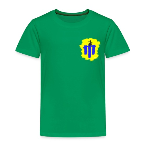 Hermannsburg 827 Wappen - Kinder Premium T-Shirt