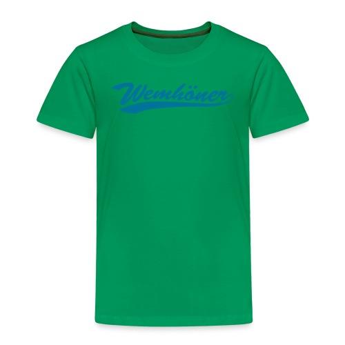 wemhoner - Kids' Premium T-Shirt