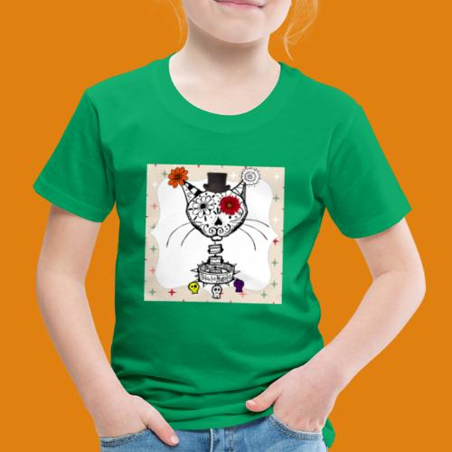 cat color - Kids' Premium T-Shirt