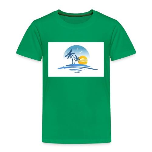 Summer Island - T-shirt Premium Enfant