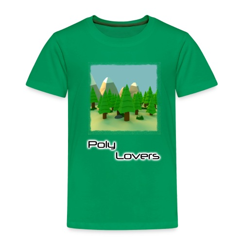 Poly Lovers - Camiseta premium niño