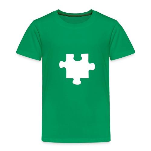 Piece of the Puzzle - Premium T-skjorte for barn