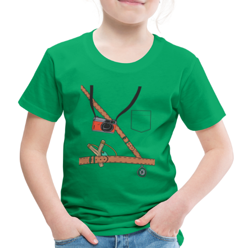 Adventure Soul - Kids' Premium T-Shirt