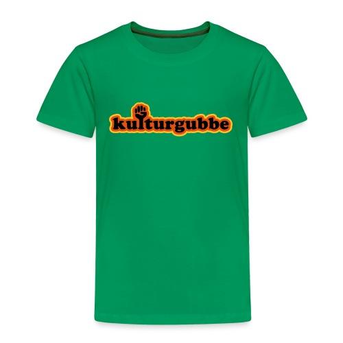 KULTURGUBBE - Premium-T-shirt barn