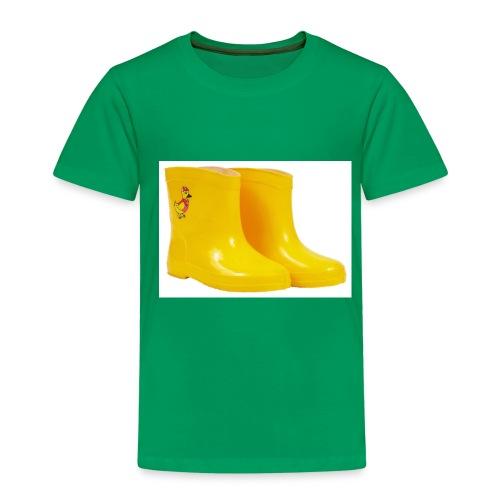 stiefel - Kinder Premium T-Shirt