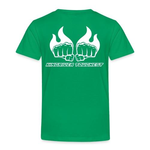 Kingriver Toughest - Premium-T-shirt barn