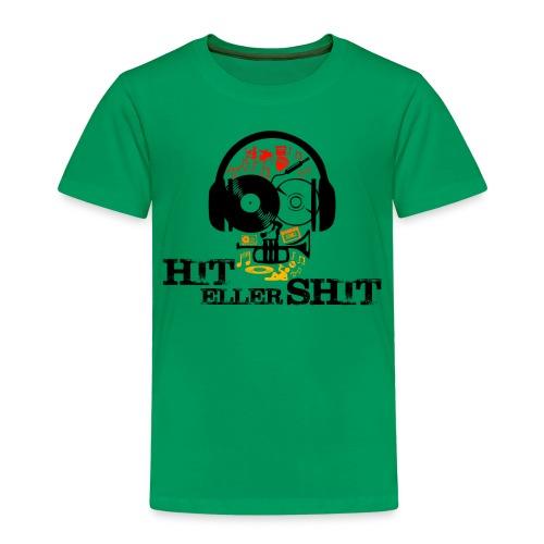 color_head_text - Premium-T-shirt barn