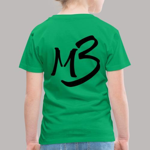 MB13 logo - Kids' Premium T-Shirt