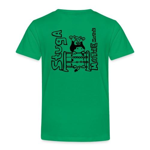 StugA Mathe Logo - Kinder Premium T-Shirt
