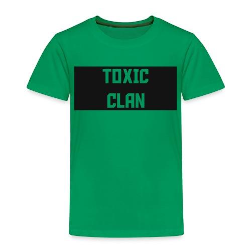 ToXiC Clan Design - Kids' Premium T-Shirt