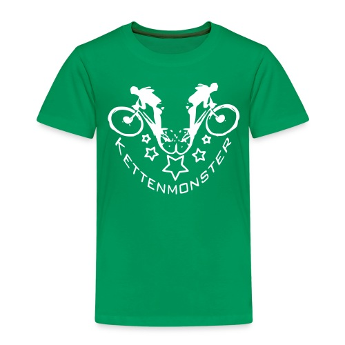 Kettenmonster Biker - Kinder Premium T-Shirt